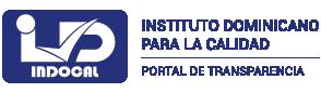 Logo Instituto Dominicano de Recursos Hidraulicos (INDRHI)