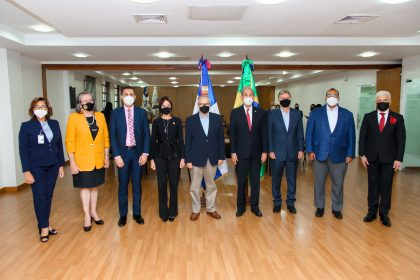República Dominicana y Brasil reafirman relaciones bilaterales